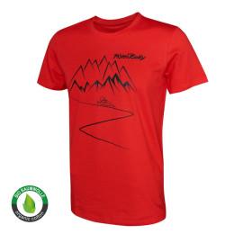 Herren T-Shirt Berge