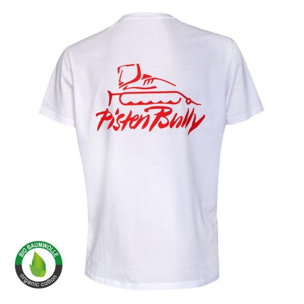 T-shirt Basic da uomo bianco