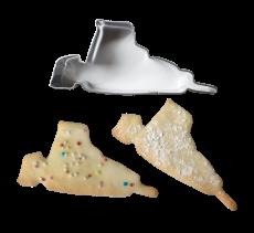 Taglia biscotti a forma di PistenBully.