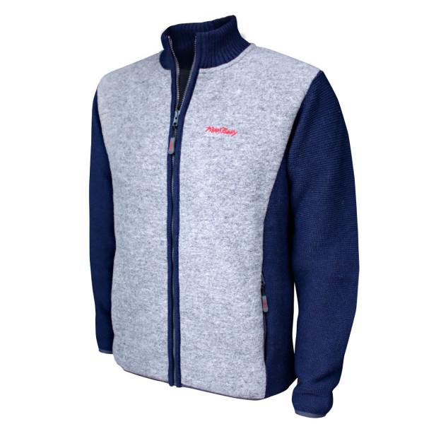 Veste en tricot pour hommes St. Moritz