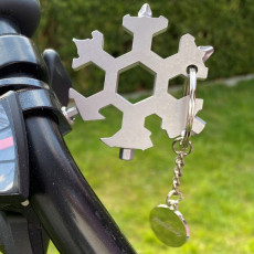 Multi-tool snowflake