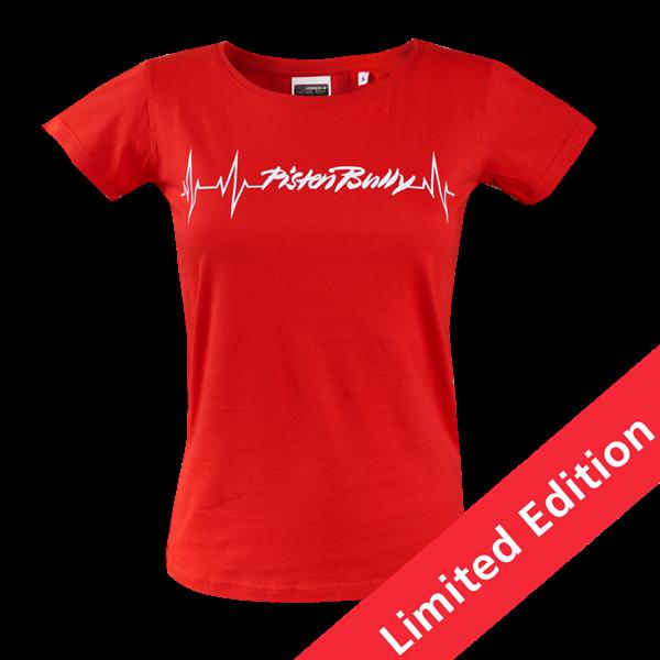 Ladies heartbeat T-Shirt