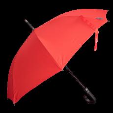 Red stick umbrella