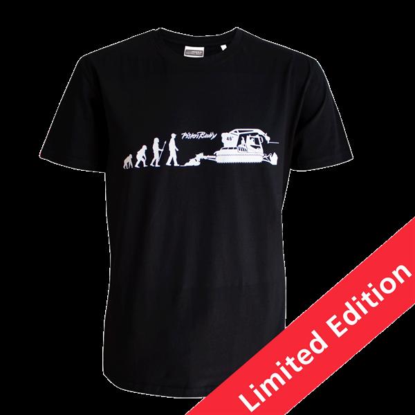 Herren T-Shirt Evolution