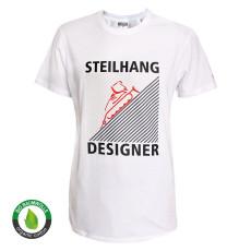 Men's T-Shirt Steep Slope Designer