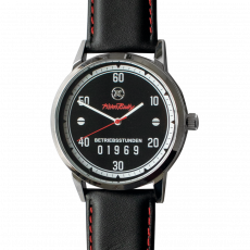 Wrist watch, retro design
