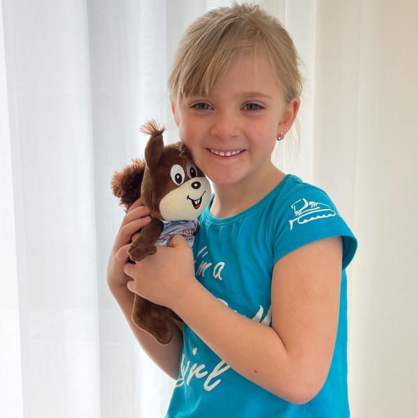 Official WCS 2021 Mascot Nordi