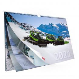 Calendario fotografico 2021