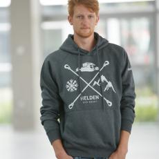 Men s hoodie Heroes of the Night