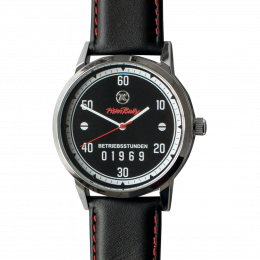 Wrist watch, retro design