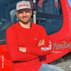 Long-sleeved sweatshirt Nagano