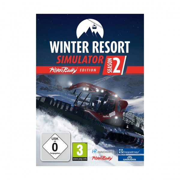 Winter Resort Simulator Season 2 - edition complète